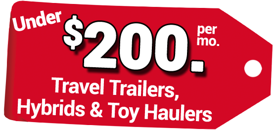 Travel Trailers with Bunks for sale