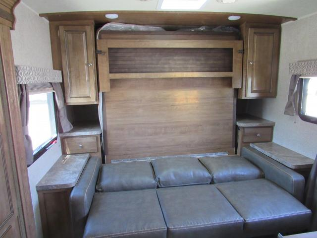 2017 Micro Lite 25ks Light Weight Travel Trailer With