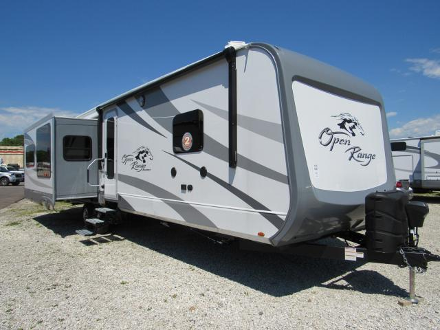 New Travel Trailers With King Size Bed