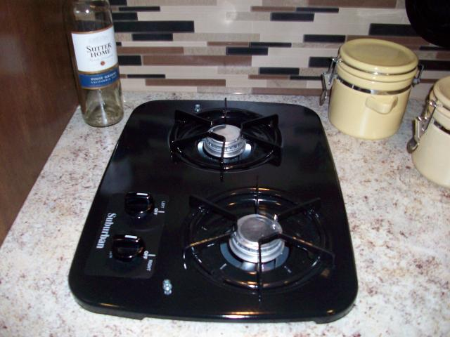 converting natural gas cooktop to lpg