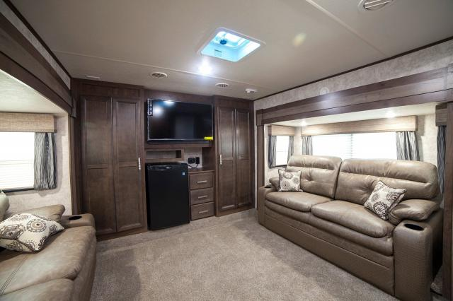2017 Open Range 376FBH Front Living Room Or 2nd Bedroom Fifth Wheel
