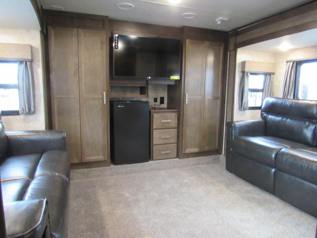 Open Range Roamer >> 2018 Open Range 376FBH - Front Living Room or 2nd Bedroom Fifth Wheel