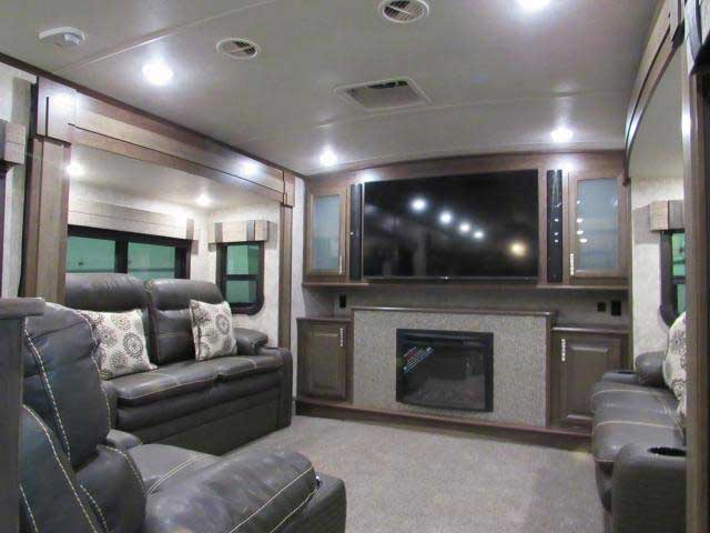 2018 Open Range 3X 387RBS Front Living Fifth Wheel