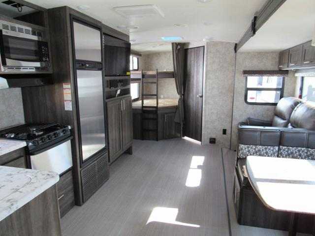 Ordinary Travel Trailer With Bunk Beds And Outdoor Kitchen Part - 13: Elegant Open Range Ultra Lite Bh Travel Trailer With Bunks By Highland  Ridge With Travel Trailer With Bunk Beds And Outdoor Kitchen