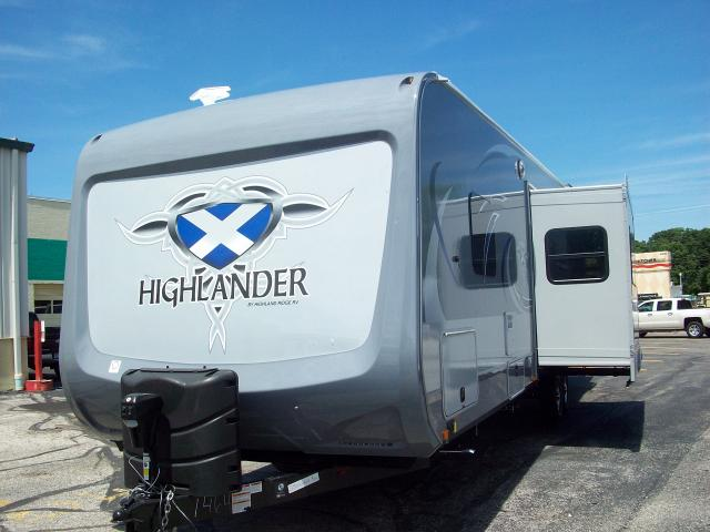 New 2017 Highlander 31rgr By Open Range Toy Hauler With