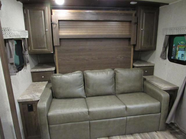 Micro Lite 25bhs Light Weight Travel Trailers With Murphy