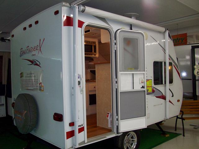 2011 Fun Finder 139X - Used Small Camper for Sale