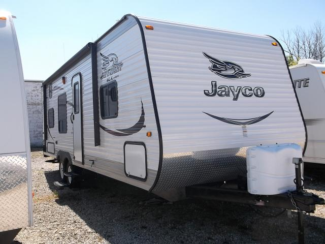 Fantastic Spanking New And Waiting For Pick Up In Whitby Save $5,000 Buying This New, Never Used 2017 Jayco Jay Flight SLX 174BH Travel Trailer See These Links For A Look Inside And Out And A Full Description Of All Features And Benefits