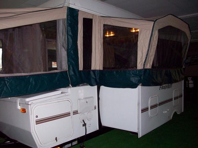 Used Flagstaff 625 Pop Up Camper