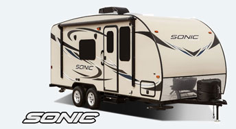 Sonic Camper trailers for sale