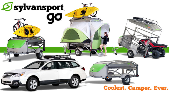 Sylvan Sport Go - Small Tent Trailers