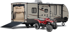 Toy Hauler Trailers for sale