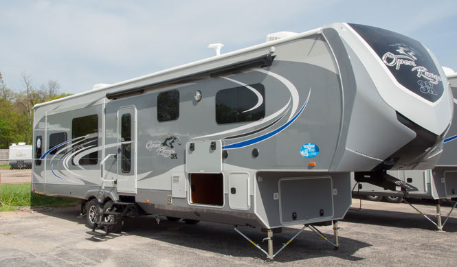 Excellent  Campers For Sale At The RCD Of Delaware Dealership In Sunbury Near
