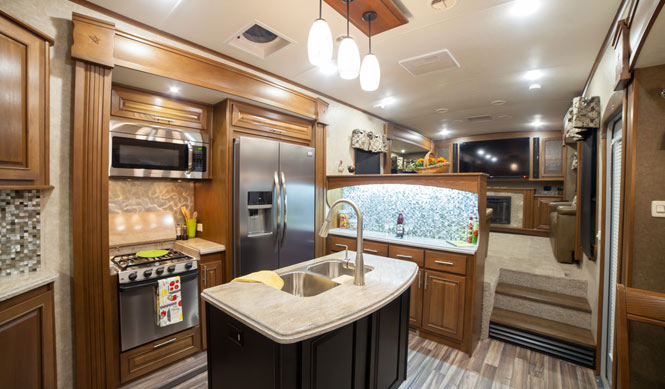 Open range 3x 377flr fifth wheel for sale all seasons rv - 5th wheel campers with 2 bedrooms ...