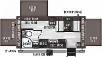 New 2018 Flagstaff Shamrock FLT183 Triple Tent Hybrid