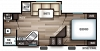 2020 Forest River Cherokee 214JT Travel Trailer with Rear Bath.