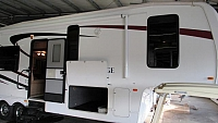 Used 2010 Forest River Blue Ridge 2950RK - Rear Kitchen 5th Wheel