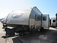 2017 Forest River Cherokee 264L Rear Living Travel Trailer