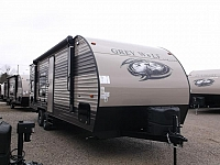 Cherokee Grey Wolf 26DJSE Travel Trailer with Bunks