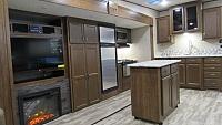 2018 Highland Ridge Open Range Light 319RLS Rear Living Room Fifth Wheel
