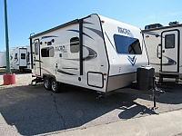 2017 Micro Lite 21FBRS Light Weight Travel Trailer