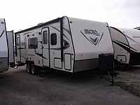 2017 Micro Lite 25KS Light Weight Travel Trailer with Murphy Bed