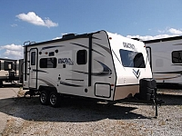 2017 Flagstaff Micro Lite 21FBRS Light Weight Travel Trailer