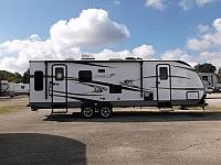 2017 Open Range Ultra Lite 2710RL Rear Living Travel Trailer by Highland Ridge