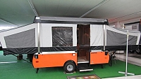 Used 2017 Somerset 302S By Aliner Chesapeake Pop Up Camper