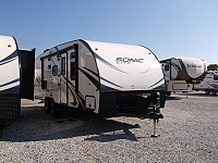 2017 Sonic 220VRB Light Weight Travel Trailer with Rear Bath