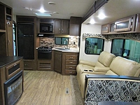 2017 Sport Trek 251VRK Travel Trailer with Outdoor Kitchen