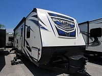 2017 Sport Trek 282VRL Rear Living Travel Trailer by Venture RV