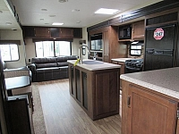 2017 Sport Trek 290VIK Rear Entertainment Travel Trailer by Venture RV