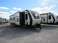 2017 Sport Trek Touring Edition 333VFL Front Living Room Travel Trailer with Outside Kitchen