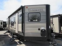 2018 Cherokee 234VFK - V Nose Travel Trailer with Front Kitchen