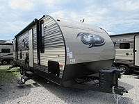 2018 Cherokee 274DBH Travel Trailer with Double Bunks with Outside Kitchen