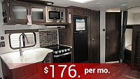 2018 Cherokee 274DBH Travel Trailer with Double Bunks