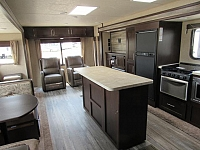2018 Cherokee 304R Travel Trailer with Rear Living