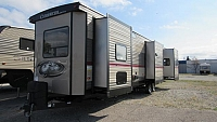2018 Cherokee 39BF Destination Travel Trailer