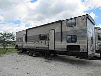 2018 Cherokee 39RESE Bunkhouse Destination Trailer by Forest River