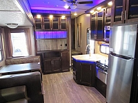 2018 Cherokee Arctic Wolf 265DBH8 - Light Weight 5th Wheel with Bunks