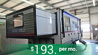 2018 Cherokee Grey Wolf 19SM Travel Trailer with Two Queen Beds