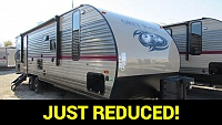 2018 Cherokee Grey Wolf 26CKSE Travel Trailer with Bunk Beds