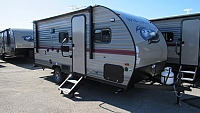 2018 Cherokee Wolf Pup 16BHS Light Weight Travel Trailer with Bunks