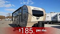 2018 Flagstaff Micro Lite 25BRDS Bunkhouse w/Murphy Bed Travel Trailer