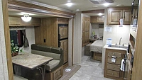 2018 Flagstaff Micro Lite 25FBLS Front Queen Bed Travel Trailer