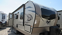 2018 Flagstaff Micro Lite 25FBLS Light Weight Travel Trailer