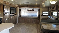 2018 Flagstaff Shamrock 23FL Hybrid Camper with Double Tent Beds