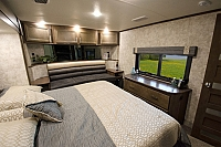 2018 Highland Ridge Open Range 3X 3X384RLS Triple Slide Rear Living Fifth Wheel