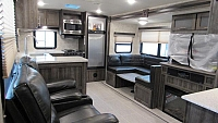 2018 Highland Ridge Open Range Light 280RKS Travel Trailer with Outside Kitchen